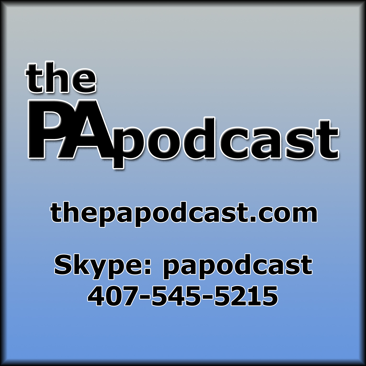 THE PA PODCAST » THE PA PODCAST